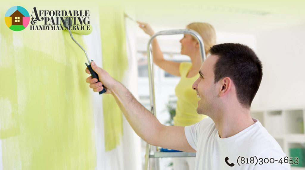 Fresh Start with Painting Services in Sherman Oaks