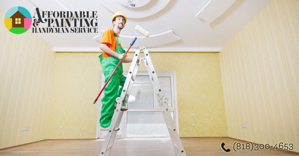 Hire Painting Services in Tarzana