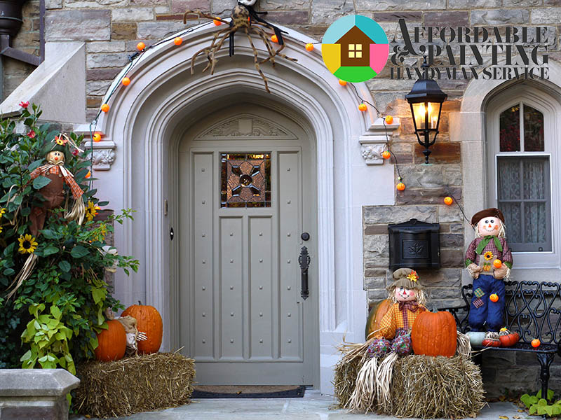 Handyman Calabasas Tips to Decorate Your Home For Halloween